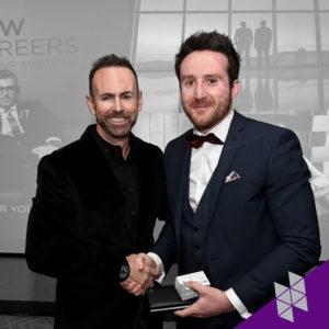 Now careers Award James Symons
